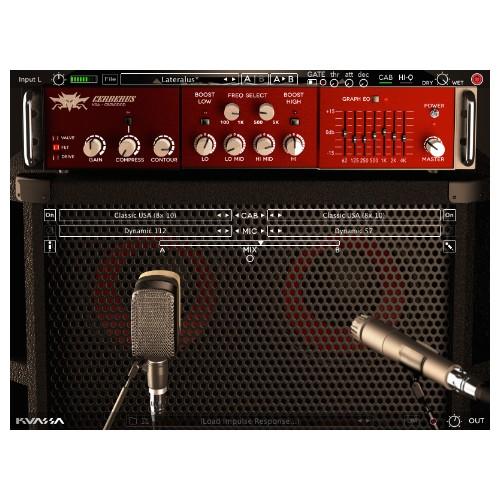 Cerberus Bass Amp