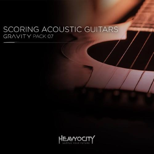 Scoring Acoustic Guitars Gravity Pack 07