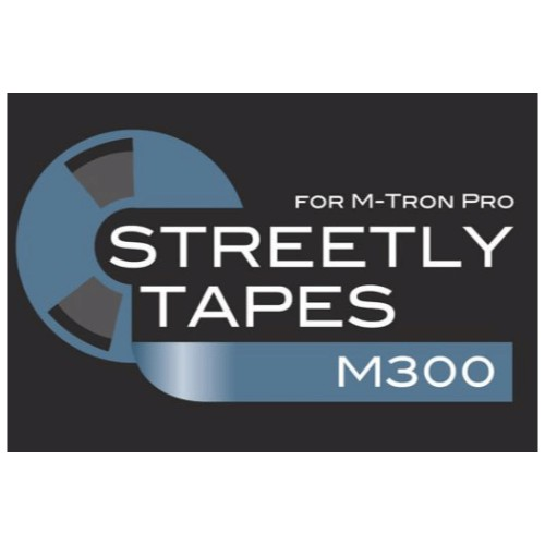 The Streetly Tapes M-300