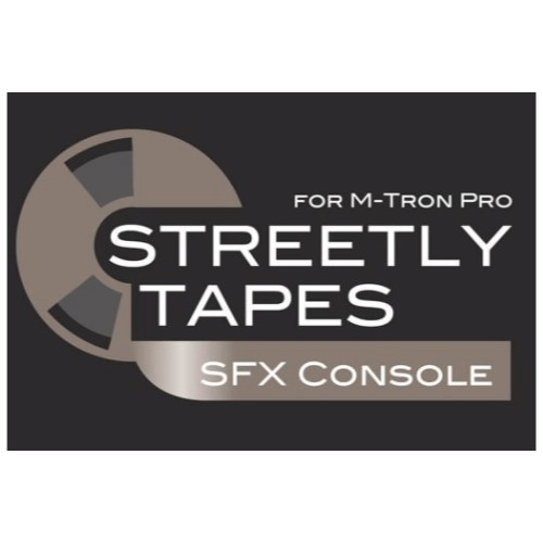 The Streetly Tapes SFX Console
