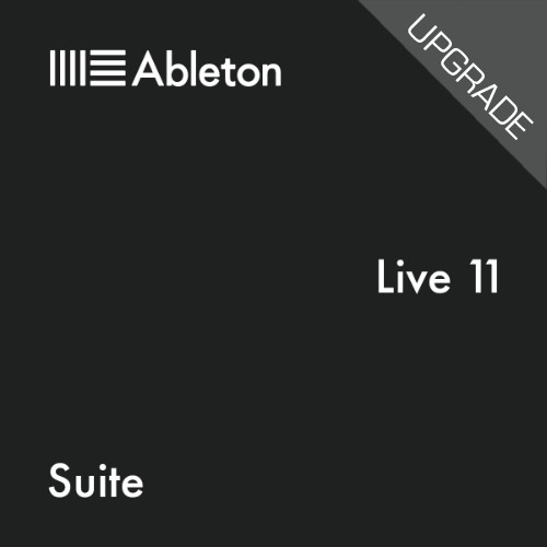 Live 11 Suite Upgrade