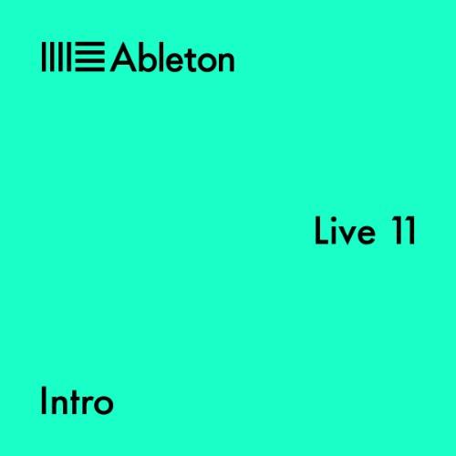 Live 11 Intro
