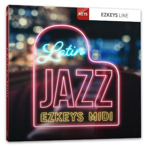 EZkeys MIDI Latin Jazz