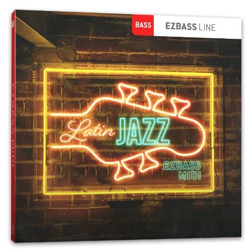 EZbass MIDI Latin Jazz