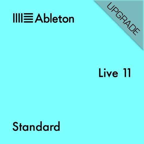 Live 11 Standard Upgrade