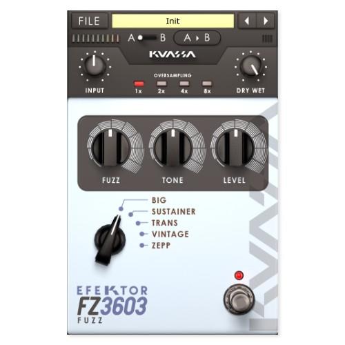 Efektor FZ3603 Fuzz