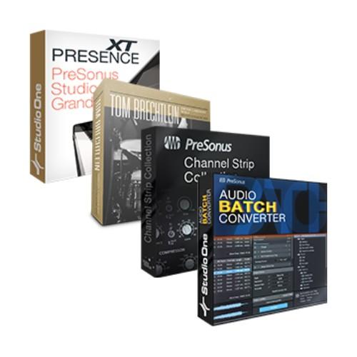 Studio One Premium Add-on Bundle