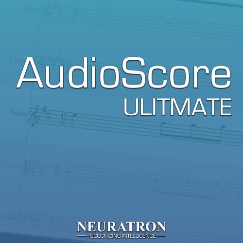 AudioScore Ultimate