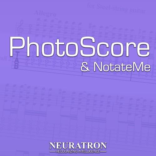 PhotoScore & NotateMe Ultimate