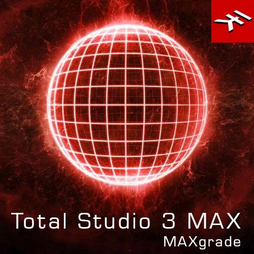 Total Studio 3 MAXgrade