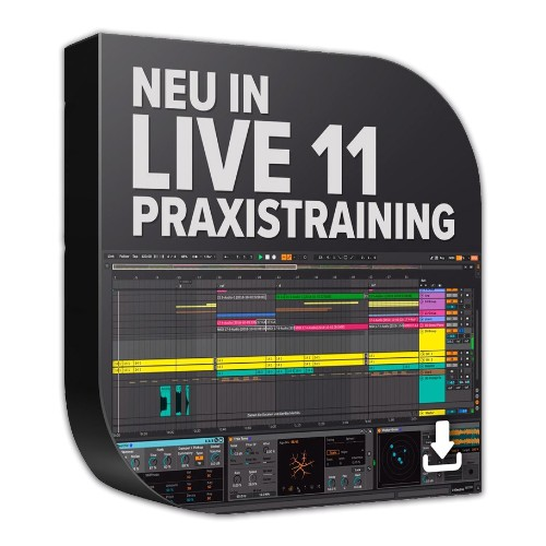 Hands On Ableton Live 11 - Praxistraining