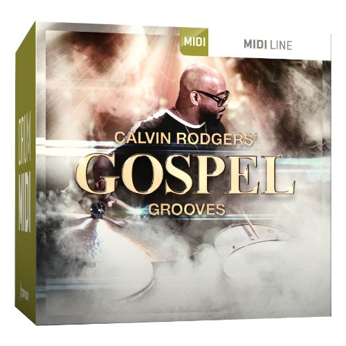 Drum MIDI Gospel Grooves