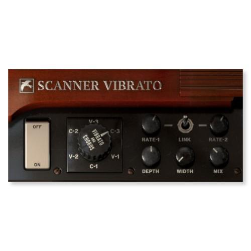 Scanner Vibrato