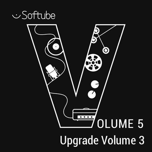 Volume 5 Upgrade Volume 3