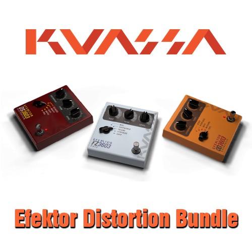 Efektor Distortion Bundle