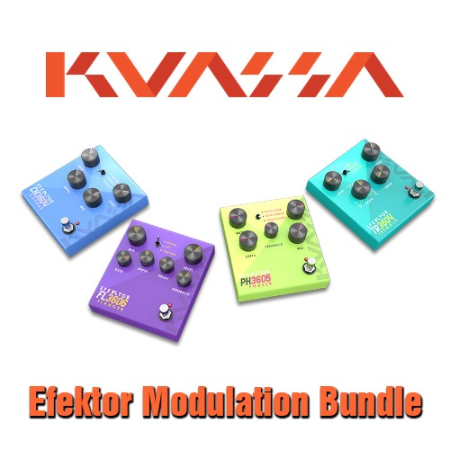 Efektor Modulation Bundle