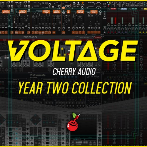 Cherry Audio Year Two Collection