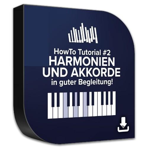 HowTo Tutorial 2 - Harmonien & Akkorde