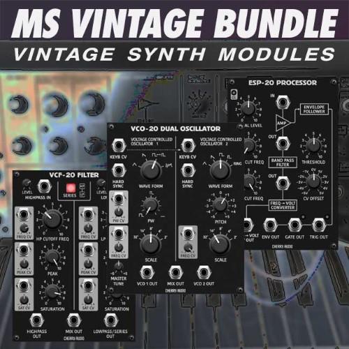 MS Vintage Bundle