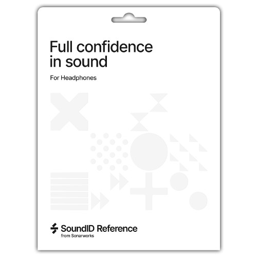 SoundID Reference for Headphones