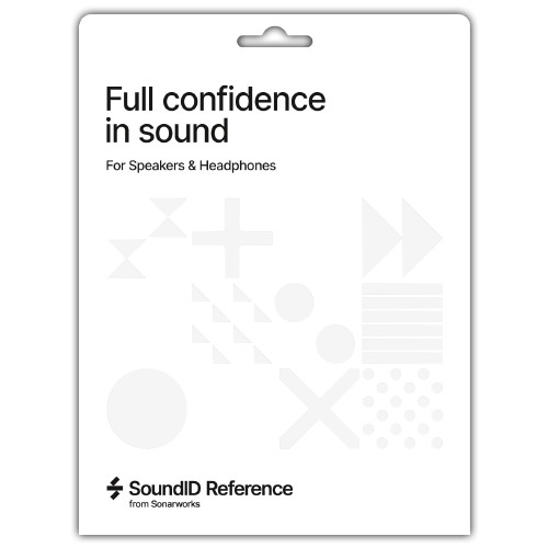 SoundID Reference for Speakers & Headphones