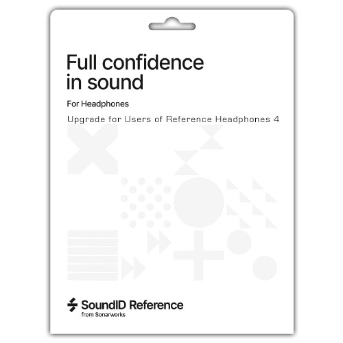 SoundID Reference for Headphones Upgrade