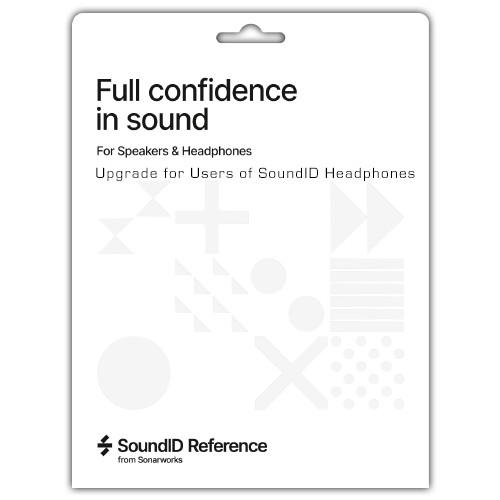 SoundID Reference Speakers&Headphones UPG II