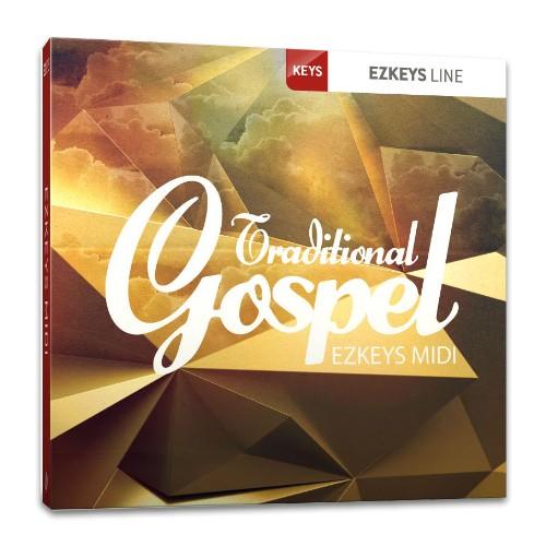 EZkeys MIDI Traditional Gospel
