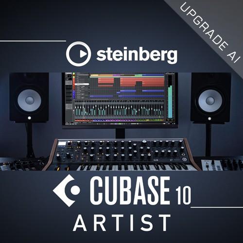 Cubase Artist Upgrade AI