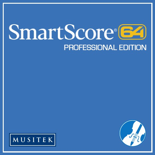 SmartScore 64 Professional Edition