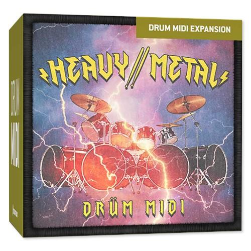 Drum MIDI Heavy Metal