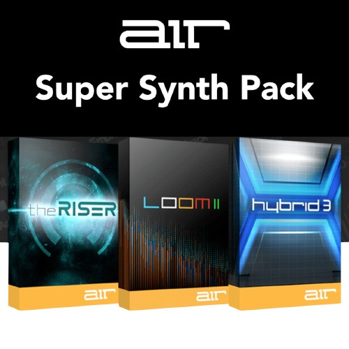 Super Synth Pack