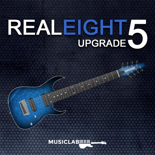 Upgrade RealEight 5