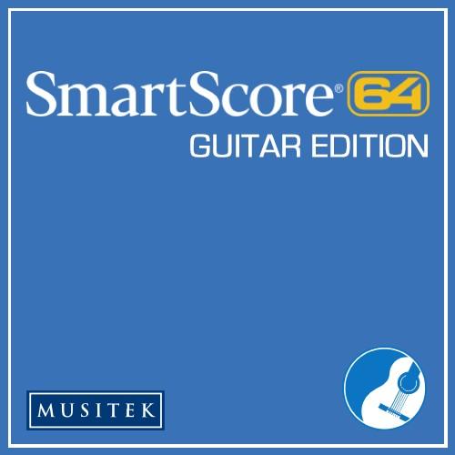 SmartScore 64 Guitar Edition