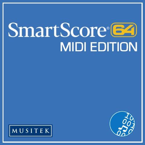 SmartScore 64 MIDI Edition
