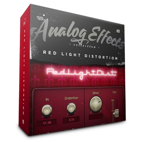 Red Light Distortion