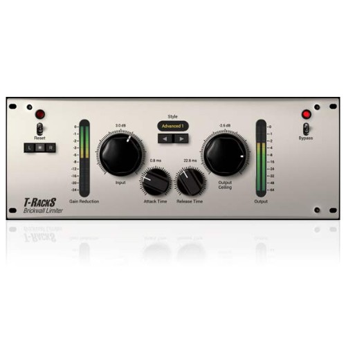 T-RackS Brickwall Limiter