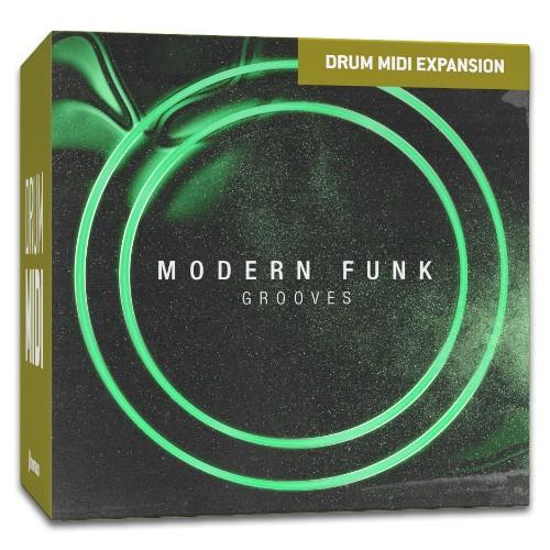 Drum MIDI Modern Funk Grooves