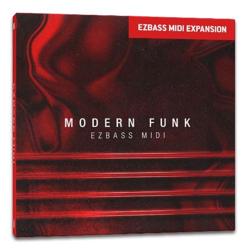 EZbass MIDI Modern Funk