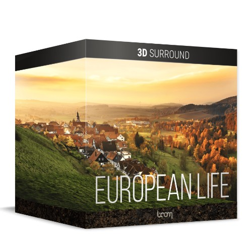 European Life 3D Surround