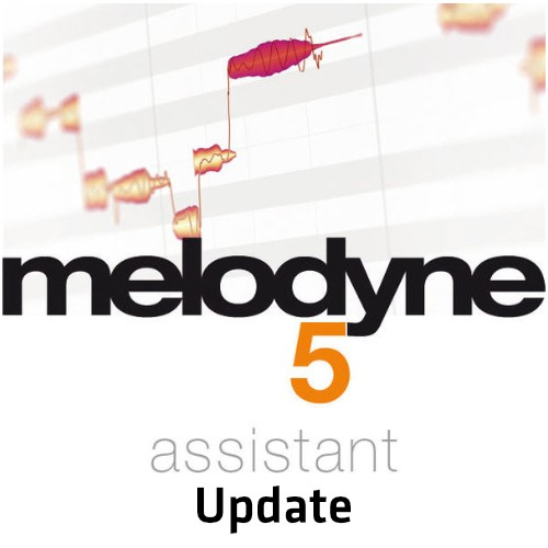Melodyne 5 Assistant Update