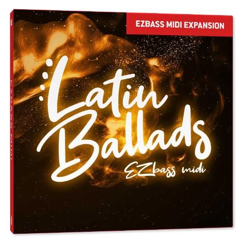 EZbass MIDI Latin Ballads