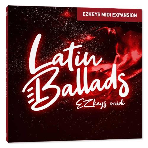 EZkeys MIDI Latin Ballads