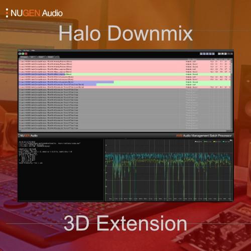 Halo Downmix 3D Extension