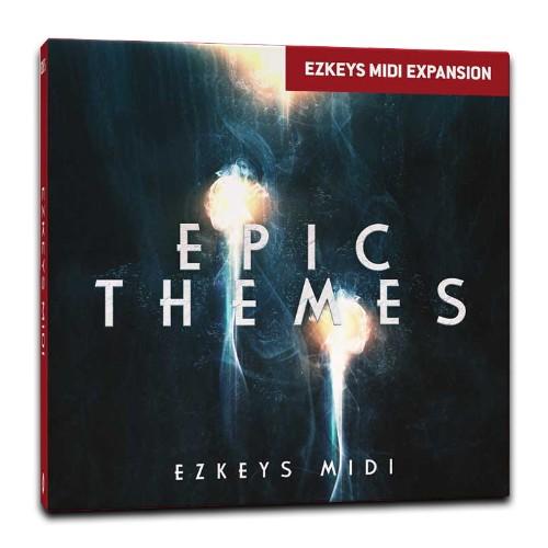 EZkeys MIDI Epic Themes 2