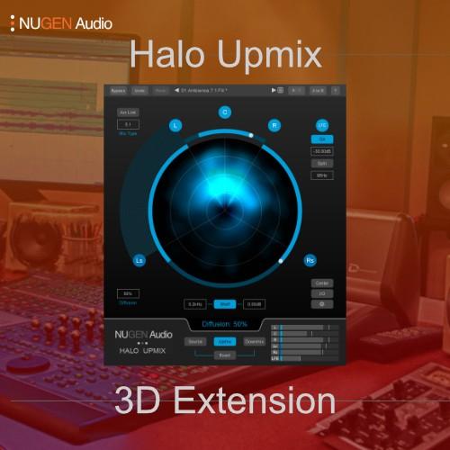 Halo Upmix 3D Extension