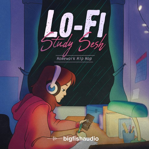 Lo-Fi Study Sesh: Homework Hip Hop