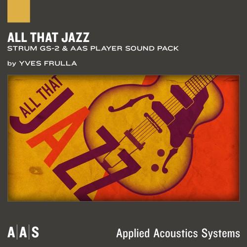 All That Jazz - Strum GS2 Sound Pack