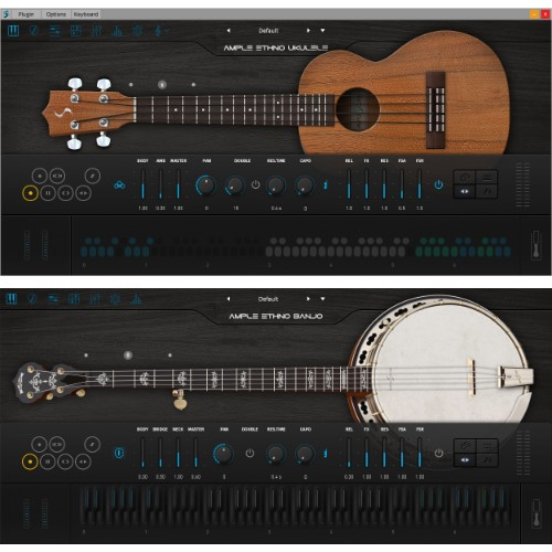 Ample 2in1 Ethno Bundle