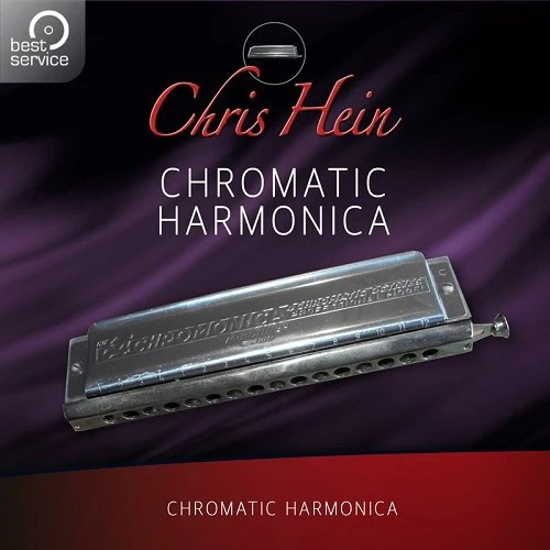 Chris Hein Chromatic Harmonica Upgrade